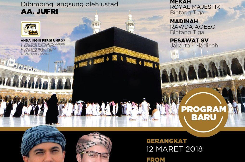 Paket 9 Hari 10 Maret 2018