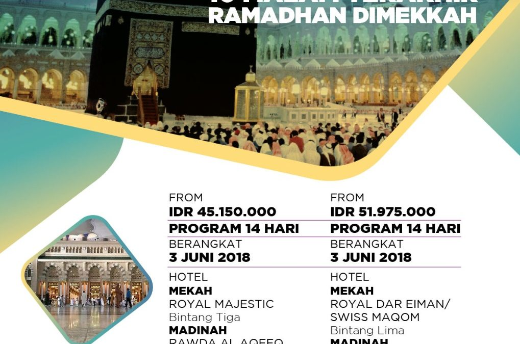 Paket 14 Hari 3 Juni 2018 A