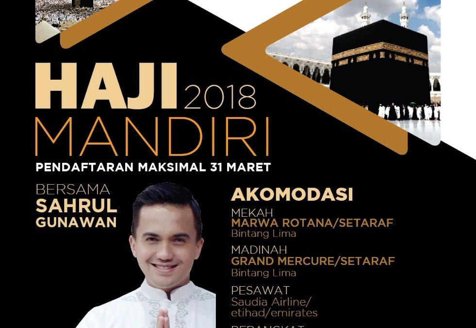 HAJI MANDIRI 2018