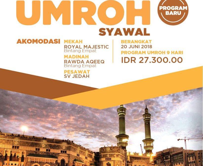 Syawal 20 Juni 2018