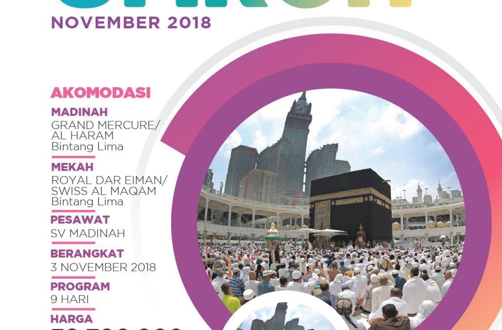 PROMO 3 NOVEMBER 2019
