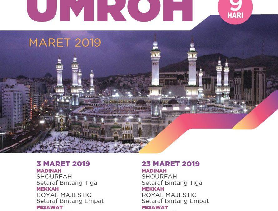 UMROH PROMO 23 MARET 2019