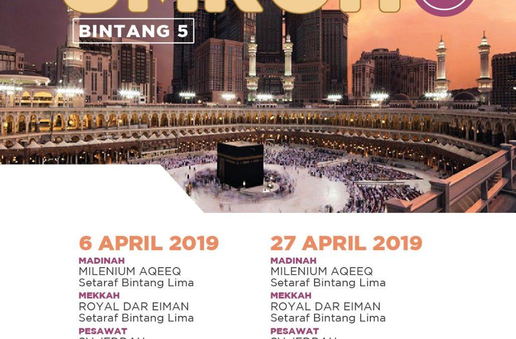 UMROH 27 APRIL 2019