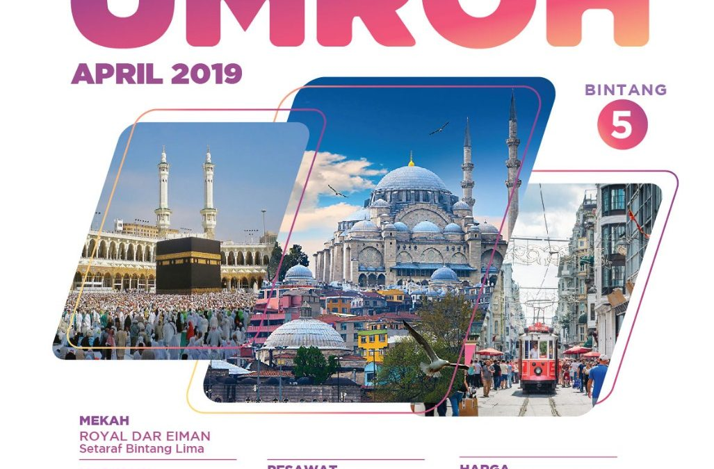 UMROH PLUS TURKI 20 APRIL 2019