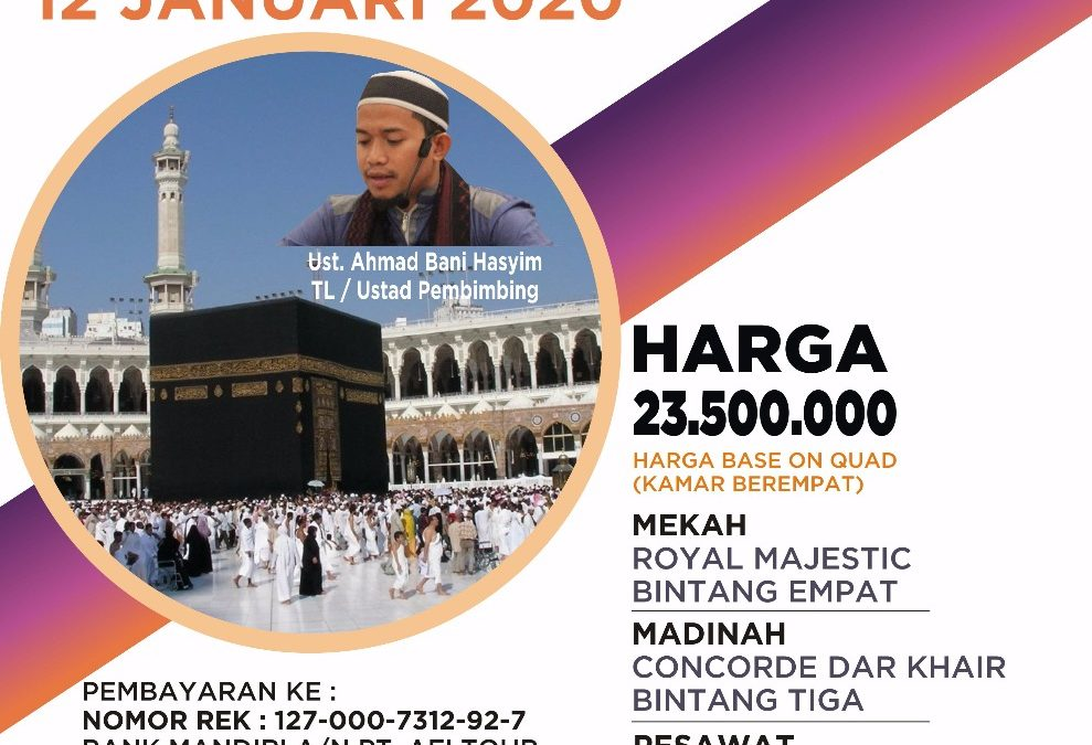 PROMO 12 JANUARI 2020 PROGRAM 9 HARI